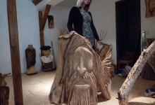 Dekorácia do interieru aj exterieru z dreva