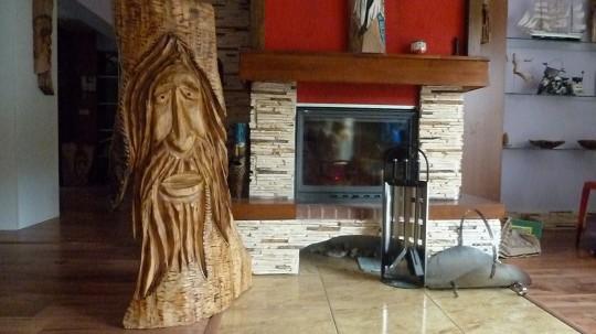 drevený doplnok
