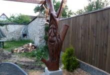 Drevená pergola