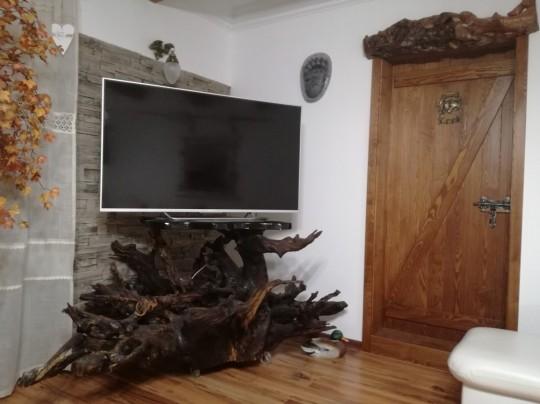 Drevené prvky do interieru