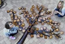 Drevený strom